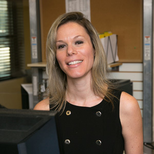 Brandi Campbell, Staff Pharmacist